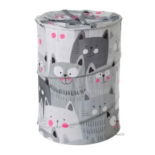 Pongotodo Gatos Blanco y Negro