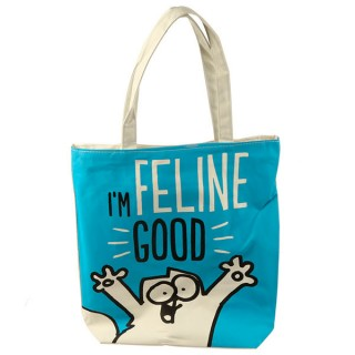 Bolsa I'm Feline Good Simon's Cat