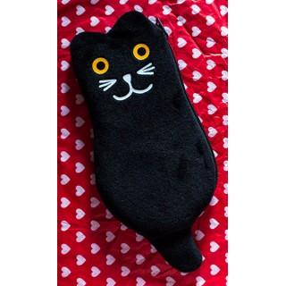 Portatodo forma gato - Negro