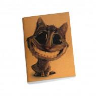 Libreta gato sonrisa