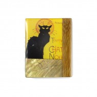 Broche Le Chat Noir