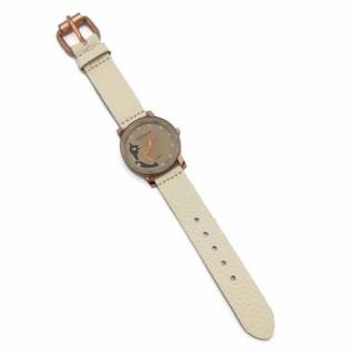 """Reloj Marron Claro """"Elegant"""" - M"""