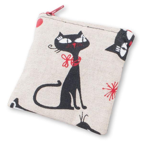 Regalos de Navidad - Estuche gato artesanal